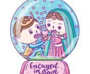 Quirky Indian Wedding Invitations by SCD Balaji