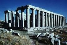 Apollo's temple at Bassae, c.450 BC, Arcadia, Greece - UNESCO World Heritage Site