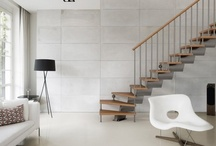 Open Staircases / Open or Modular Staircases are used as main staircases in homes and can be straight, L shaped or U shaped. Some of these are available in kit format delivered straight to the door in the UK from http://www.staircasekits.co.uk.  We'll pin as many inspirational images as possible for you.