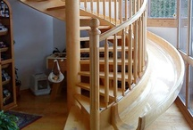 Inspiration / We are inspired by great staircase designs and will pin any great images we find on our travels!