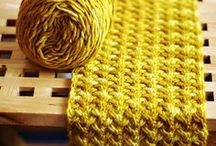 Crochet and knitting. / Ideas, patterns and more.