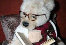 Teddy Bears / Never to old for teddy bears!!! / by ❤ღ~ Dawn Marie ❤ღ~
