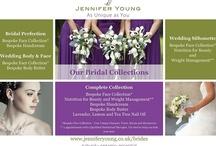 bridal beauty / the beauty of weddings