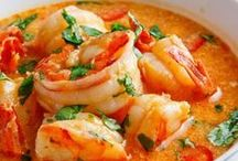 Shrimp and More / by Valerie Petty