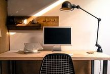 Escritório / Inspirações para ambientes de trabalho.