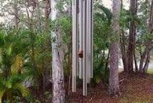 Sound Healing wind chimes