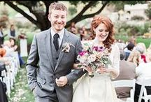 weddings {wildflowers by design} / floral design & styling by wildflowers by design | http://www.wildflowersbydesign.com