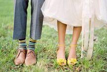 yellow {wedding inspiration} / yellow wedding floral design & inspiration