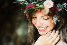 Boho {wedding inspiration} / boho wedding decor, floral design & inspiration