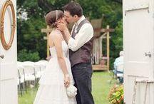 vintage {wedding inspiration} / vintage wedding decor, floral design & inspiration