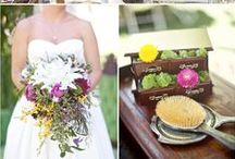 shabby chic {wedding inspiration} / shabby chic wedding decor, floral design & inspiration