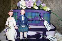 Scottish Wedding Cakes