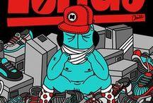Machito / Illustrator from Santiago / Chile #machito