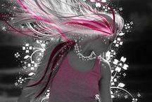 think pink / anything pink