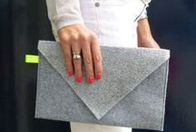 fashion/clutches / My obsession with clutch purses!
