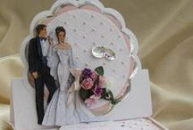 Beautiful wedding cards / All about wedding cards ideas