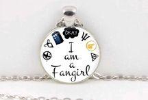 I'm a fangirl / by Becky Torgersen