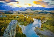 new zealand / 自然が守られている国、ニュージーランド
