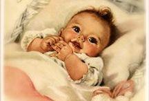 """ BABIES "" / Beautiful precious  little babies"