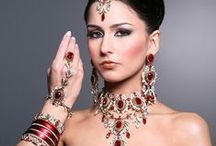 Indian Bridal Jewellery / This is so beautiful !!