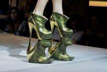 Crazy weird  shoes... /  Beyond crazy!
