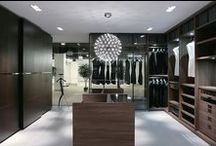 Modern Closets / A stylish place to put your things.