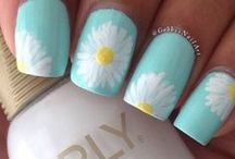 Nail Art<3 / Cute nail ideas that I need to try out!