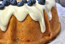 Выпечка сладкая (пироги, торты, маффины и т.д.)