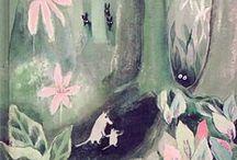 tove jansson / ムーミンの作家、トーヴェ・ヤンソンの多彩な作品