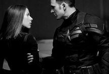 Scarlett & Chris.