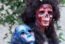 Halloween and Makeup Tutorial