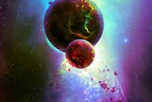 universe / 果てしない宇宙