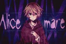 Alice Mare rpg games