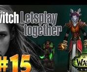 World of Warcraft Letsplays