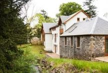 Fairydean Mill B&B / Rural B&B just 18 miles from central Edinburgh.  Peaceful retreat with owls, badgers, geese, ducks and chickens.  Dogs and children welcome.