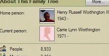 My Genealogy / Genealogía de las familias Irizarry Martínez, Irizarry Cassens, Irizarry Sambolín