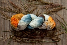 Net Loft Cordova Colorways Yarns & Fibers / Yarns and Fibers inspired by the artwork of local artists and natural surroundings of the scenic coastal commercial fishing village of Cordova, Alaska