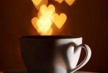 Coffee-aholic / by Cherish R