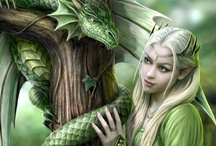 Digital Art / Photomanipulation / Fantasy/CG compter graphics ART