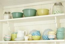 Home - Lets get organised! / Tips and stylish ideas for organising your home.