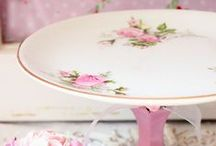 Crafts - Cake Stands/Upcycled plates