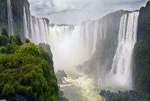 Waterfalls / by Carlos Sathler