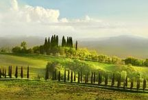 Tuscany and Umbria - Italy / by Carlos Sathler