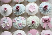 Baking - Cupcakes / Decoration and Flavour combinations