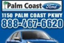 Palm Coast Ford / Check out Palm Coast Ford at http://palmcoastford.com/ / by Kate Frost Inc.