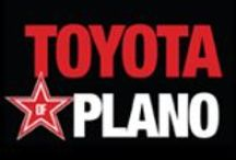 Toyota of Plano / Check out Toyota of Plano at http://www.toyotaofplano.com/index.htm / by Kate Frost Inc.