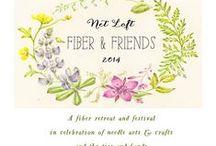 Net Loft Fiber and Friends 2014