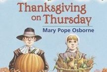 Thanksgiving for children / by Seekonk Public Library