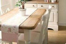 Home - Dining Table Makeover Ideas