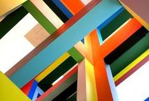 Abstract Shots in Architecture - Color / by Carlos Sathler